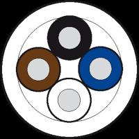 cable drum Ø 500mm 7000-C0505-8150000