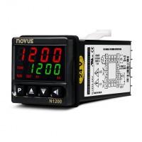 CONTROLADOR DE TEMPERATURA N1200 USB 24 VCA/CC