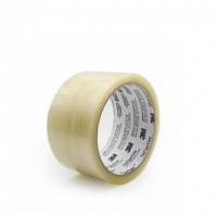 Fita Adesiva Para Embalagem 3M 50x50 369C