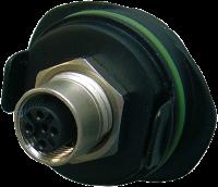 MODLINK MPV CONECTOR M12 5 POLOS MACHO/FEMEA IP65 469000-1040000