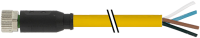 CABO NPVC M8 AB+FR 4P AM 5M 708061-0110500