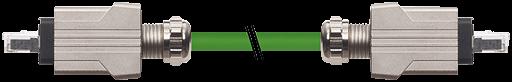RJ45 PUSH PULL 0° / RJ45 PUSH PULL 0°
