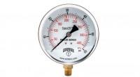 Manômetro D.100/Esc.0-14bar e 0-200PSI PEM225R3R1