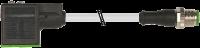 M12 MALE 0° / MSUD VALVE PLUG FORM A 18MM 7000-40881-2360700