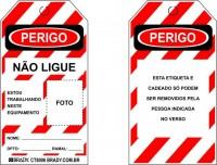 CARTAO DE IDENTIFICACAO DE BLOQUEIO AUTOLAMINADO CT8006