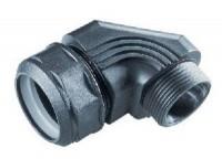 KW M16X1 5 - TERM 90 PRETA IP65 P/ CONDUITES M12/P9 MP83565050