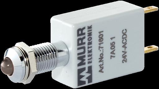 LED-display 230V AC white