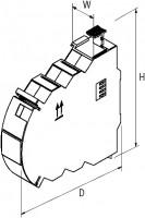MIC (Disjuntor Eletronico) PRO FLEX 4 CANAIS 1..10A 941094-0101000