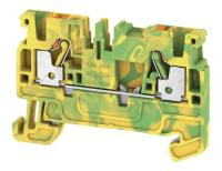 Conector Passagem 800v Verde/amarelo A2c 2.5 Pe Conexel 1521680000