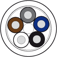 cable drum Ø 355mm 7000-C0201-2430000