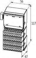 CUBE20 - MODULO IO IP20 32 SAIDAS ME56118