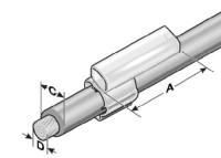 KTN 1/23 - LUVA P/GABINETE MP86242310