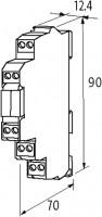 MOD OPTO-ACOPL IN 24 24VDC - CONTR MOTOR D ME50140