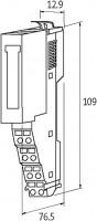CUBE20S FDO4 / 2-SAFETY 4X24VDC ME57390