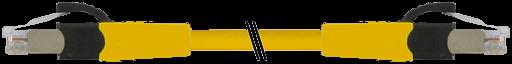 RJ45 St. 0° / RJ45 St. 0°, Gigabit