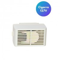 Modulo Campainha Cigarra 127v 1m Branca