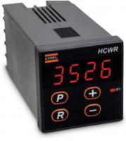 CONTADOR IMPULSO DIGITAL 24VCC 4DIGITOS COEL HCWR HCWR