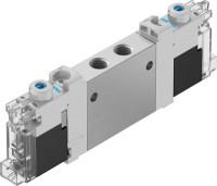 VALVULA SOLENOIDE TIPO VUVG DUPLO 3/2 VIAS CONECTOR M8 VUVG-LK10-T32C-AT-M7-1R8L-S 8042550