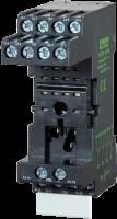 IR 4 BASE P/ RELES 24 230VAC/DC ME61300