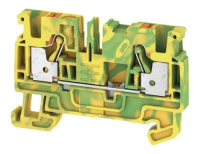 Conector De Passagem 800v Verde E Amarelo A2c 4 Pe Conexel 2051360000