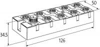 CUBE67 - MODULO I/O EXPANSIVO 16 PONTOS CONFIGURAVEIS DIGITAIS ME56601