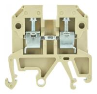 Conector Passagem 2,5mm 24a 800v Bege Sak 2.5 En Conexel C0279660100 BG