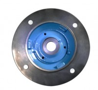 Flange para montagem em motor ABB de carcaça 100