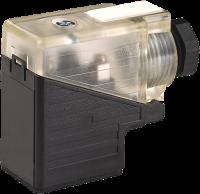 CONEC 11MM 24VAC/DC DZ+LED METRICO 729801-0000000