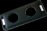 MODLINK MPV MOLDURA DUPLA COM 2 FUROS IP65 469122-0000000