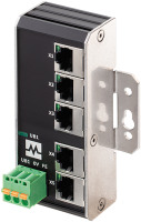 Xenterra 5TX unmanaged Switch wallmounted 5 Port 100Mbit 58901