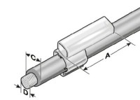 KTN 2/23 - LUVA P/GABINETE MP86242312