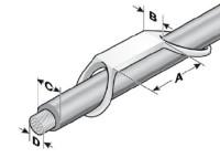 KSE 4/10 - 1 5 MARKING PLATE WS MP86381012