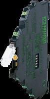 MR 6 2MM RELE ACION/DESL COM RETARDO 24VDC 6 ME6652350