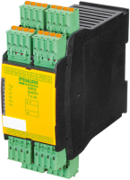 MIRO SAFE+ 24VAC/DC 3 CONTATOS N/O + 2 CONTATOS N/O TEMPORIZADOS 333113-3020060