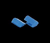 WIRING ACCESSORIE END CAP BLUE 90980