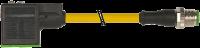 M12 MALE 0° / MSUD VALVE PLUG FORM A 18MM 7000-40881-0360200