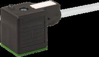 CABO PUR/PVC 18MM 230VAC/DC VARISTOR+LED 2POLOS+TERRA CINZA 3M 718061-2260300