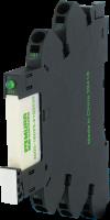 MIRO RELE 6 2MM SOQUETAVEL 24VAC/DC -SAIDA 1CONTATO NA/NF 250VAC/DC 6A | MIRO 6.2 PLUGGABLE COMPL.MO 316013-3100020