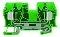 Conector 800v Verde Zpe 10 Weidmüller Conexel 1746770000