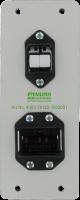 AIDA PUSH PULL COUPLING HAN24 4000-74122-1003001
