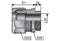 M-SEAL EMC M12X1,5 3,0-6,5 MP84201800