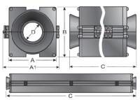 R-Tec Liner 400mm EW 48 - 140N 83693064