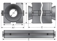 R-Tec Liner 400mm EW 36 - 140N 83693060