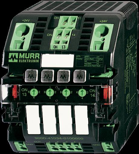 MIC (Disjuntor Eletronico) (Disjuntor Eletronico) - MONIT INTELIGENTE DE CORRENTE 4 CANAIS AJUST 1/2