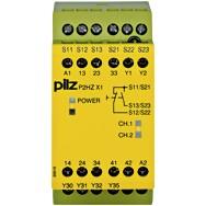 P2HZ-X1 RELE SEG BIMANUAL 24VDC 3NA 1NF 774340