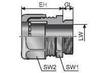 M-SEAL EMC M25X1,5 10,0-18,0 MP84201806