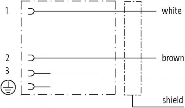 MSUD VALVE PLUG FORM A 18MM , 2P.