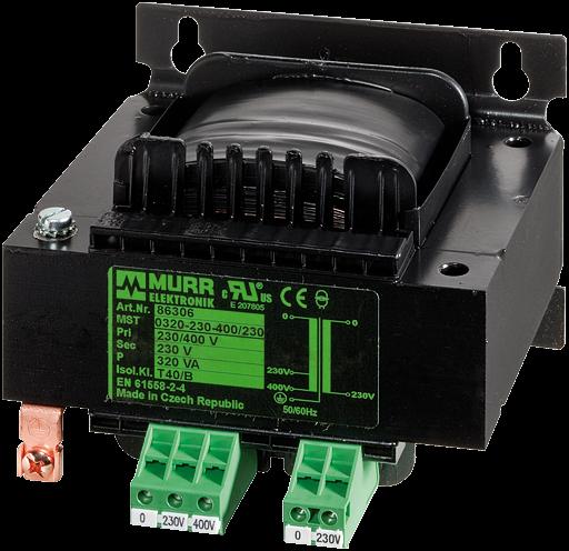 MST - TRANSFORMADOR 230-400VAC 230VAC 1000VA
