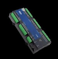 CLP 1 ETH, 1 RS-485, 1 CAN, 16 ED, 16 SD, 5 EA V/I, 2 EA RTD, 4 SA V/I e WebServer XP340