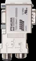 CONECTOR PROFIBUS M12 + DB9 + B CODED 799441-0000000